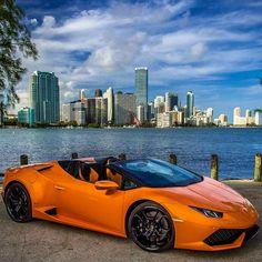 Lamborghini Huracan Spyder                                                                                                                                                     More