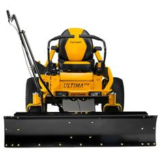 Harness the strength and versatility of your Cub Cadet Ultima ZT or ZTX series zero-turn mower from season to season with made-to-fit attachments. This 52 in. Lawn Mower Accessories, Tractor Accessories, Cub Cadet Tractors, Toro Mowers, Tractor Battery, Zero Turn Lawn Mowers, Lawn Mower Tractor, Backyard Plan, Lawn Equipment