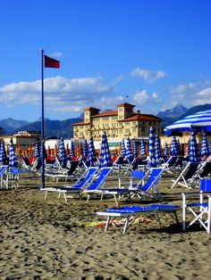 Viareggio, Province of Lucca, Tuscany Region Italy