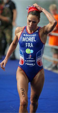 Charlotte Morel (France) triathlon