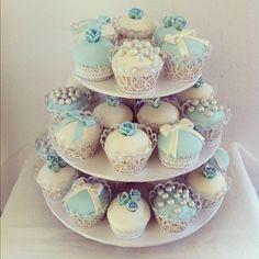 individual cake decor