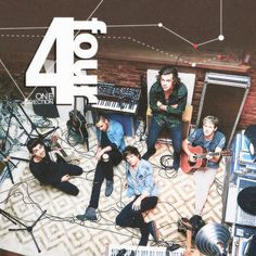 "One Direction's new album ""Four""!!!!!!! SO excited!!"