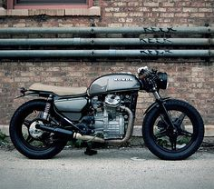 Honda CX-500 cafe