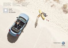 Volkswagen starts digital campaign: Road trip in Hawaii with the Beetle Cabriolet Cabrio Volkswagen, Volkswagen Car Models, Vw Beetle Cabriolet, My Dream Car, Dream Life, Dream Cars, Beetle Convertible, Digital Campaign, Ad Car