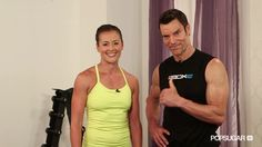 Get Your Sweat On With a Workout From Tony Horton! 10 Min Workout, P90x Workout, Quick Workouts, Body Workouts, Fitness Workouts, Yoga Fitness, Fitness Tips, Fitness Motivation, Get Healthy