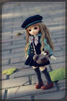 YOSD Sailor Skirt Set