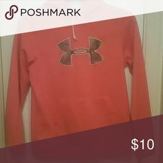 Hoodie Pink with camo Under Armour Other