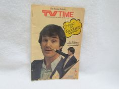 Vintage May 9, 1976 Philadelphia Sunday Bulletin TV Time Booklet:  Jim O'Brien