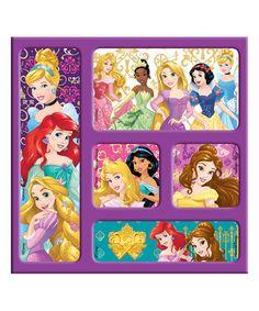 five piece princess magnet set zulilyfinds princess collectiondisney - Disney Princess Art And Activity Collection