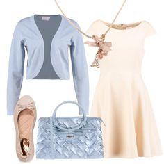 8024a9b46be6 Un delizioso bon ton  outfit donna Bon Ton per tutti i giorni