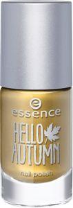 hello autumn - lakier do paznokci 05 autumn & the city - essence cosmetics
