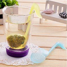 chá símbolo fonético folhas em forma de crivo (cor aleatória) – BRL R$ 5,97