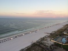Balcony view from our 12th floor room. #BRbeachlife