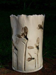 Tomme vaser – og alligevel med blomst ;-) | Hvad laver hun nu?