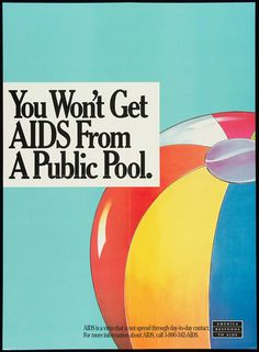 31 years of HIV & AIDS awareness posters