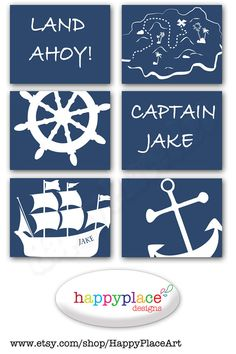 Personalised Pirate Silhouette Art Digital File Download 11x14, 8x10 or 7x5in jpeg - Pirate decor in many colour choices.