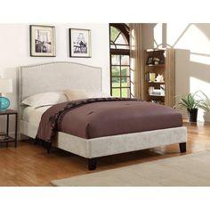 Mckissick Upholstered Platform Bed