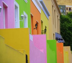 Western Cape color, capes, south africa, travel planner, cape southafrica, bokaap facad, bokaap cape, cape town, western cape