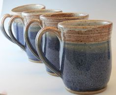Bridges Pottery Mug - I think I may have a mug obsession.
