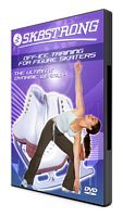 "Sk8Strong ""The Ultimate Dynamic Warmup"" DVD. Warmup and stretching for figure skaters"