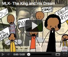 Simply Kinder: Martin Luther King Day Activities - Free Reader