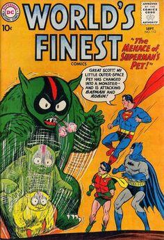 The Superman Fan Podcast: Episode #309 Part II: Superman Family Comic Book C...