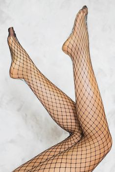Fishnet Party Tights – Haute & Rebellious