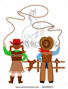 Find Cowboy Cowgirl Catching Horse Lasso stock images in HD and millions of other royalty-free stock photos, illustrations and vectors in the Shutterstock collection. Thousands of new, high-quality pictures added every day. Western Logo, Cowboy And Cowgirl, New Pictures, Royalty Free Photos, Cowboys, Horses, Artist, Crafts, Image
