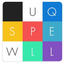 SpellTower, I love everything. The site, the presentation and probably the app (haven't tried it yet but want to).