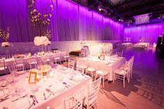 Beautiful wedding reception at Liberty Grand Complex! Wedding Reception, Wedding Day, Liberty, Table Settings, Table Decorations, Toronto, Weddings, Beautiful, Home Decor