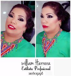 #FelizJueves Este maravilloso día lluvioso lo inicio con un hermoso maquillaje que funcionará muy bien en el día o la noche <3 Y como siempre mi Doc luciendo tan elegante dejándose asesorar por mi. Si te gusta también, asesórate conmigo y luce siempre femenina, elegante y hermosa 3108019196 ¡William Herrera Estilista Profesional! #Pro #MakeUp #Belleza #Caleñas #CaliCo #Cali #Colombia #MAC #Look #Style #Peluquería #Estilista #Maquillaje