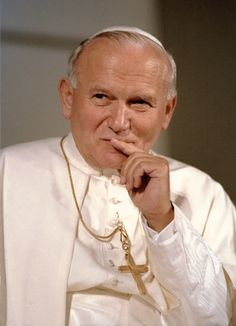 Pope John Paul II. Came to NYC and spoke to 130,000 in Central Park. He earned a Th.D. and loved skiing and kayaking. A manly man who served in the military, refused to carry a weapon and visited 129 countries. He's 120 nations ahead of me in case anyone is interested.