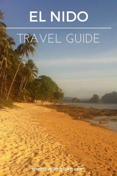 Travelling to El Nido is an absolute must when visiting the Philippines!  The beaches, scenery and people all make for a spectacular location.  Check out my El Nido Travel Guide for more information on this amazing place!