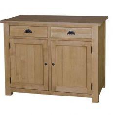 Meuble de cuisine 2 portes & 2 tiroirs