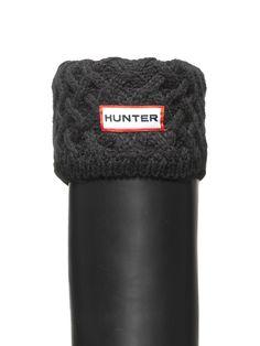 Weave Welly Socks | Rain Boot Socks | Hunter Boot Ltd