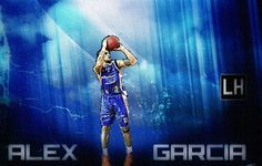 Alex Garcia , Player of Bauru Basket