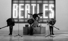 The Beatles, A Hard Day's Night.