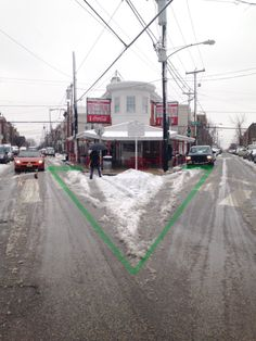 PHOTOS: What Snow Tells Us About Creating Better Public Spaces on E. Passyunk Avenue | This Old City