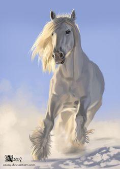Horse #9 by Azany.deviantart.com on @deviantART
