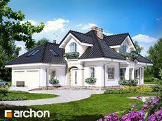 Archon+ Projekty domów - Dom w kokosach - widok 1