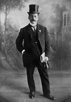 Portrait of Mr. E. G. Gilbert