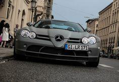 Mercedes McLaren SLR powered by Brabus | Flickr - Photo Sharing!