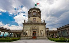 Castillo de Chapultepec, México