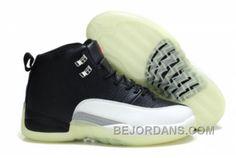 http://www.bejordans.com/big-discount-basket-air-jordan-12-pour-homme-noir-blanc-frdsq.html BIG DISCOUNT BASKET AIR JORDAN 12 POUR HOMME NOIR/BLANC FRDSQ Only $90.00 , Free Shipping!