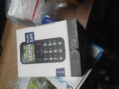 Telefono Edioom X9, ideal para personas mayores.