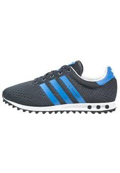 separation shoes cff71 0288e adidas Originals - LA TRAINER - Sneakers - legend ink blue bird core black