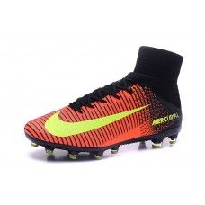 Nike Mercurial - Comprar Nike Mercurial Superfly V AG-Pro Naranja Melocoton Botas De Futbol
