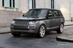 Range rover Land Rover Special Vehicle Operations (SVO)