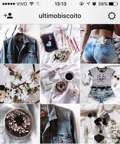 Eu faço parte do time das apaixonadas por feeds harmoniosos no instagram e há algumas semanas postei aqui dicas de como organizar o fee...