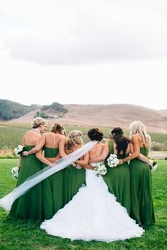 Go Green (literally) with your wedding!